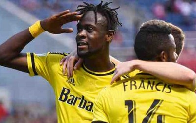 Kei Kamara-I'm honoured to be picked for best player award