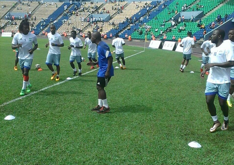 Ten-man Leone Stars lose narrowly to Gabon