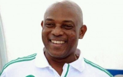 Leone Stars coach Sellas Tetteh pays tribute to Stephen Keshi