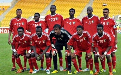 Sudan arrive in Freetown to take on Leone Stars