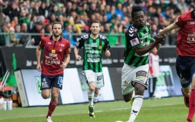 Teteh Bangura parts company with Swedish club GAIS