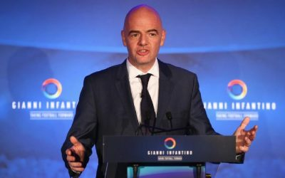 Infantino offers Africa two more places in 40-team World Cup