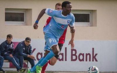 Uncapped Nigeria-born Kayode still hopes to play for Sierra Leone