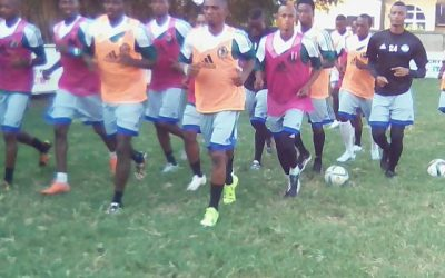 Leone Stars prepare for Ivory Coast encounter