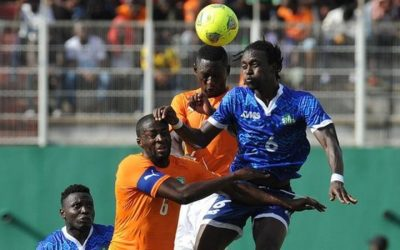 Afcon 2017: Sierra Leone aim to end 20-year absence