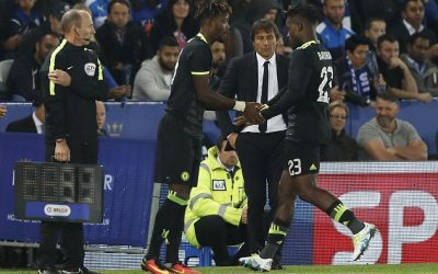 Former Young Player of the Year nominee Nathaniel Chalobah finally makes his Chelsea debut