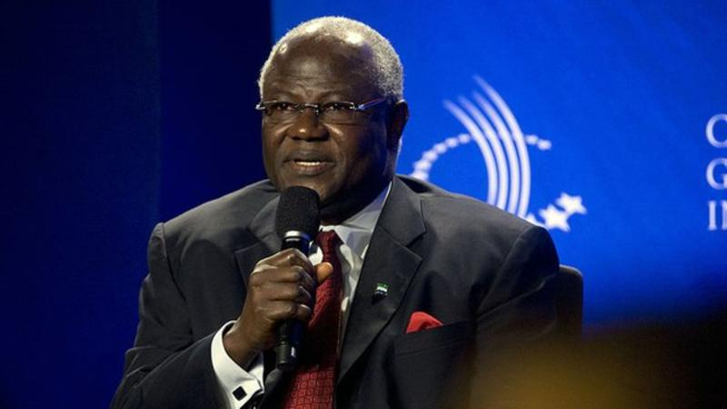 President Koroma warns officials to put house in order