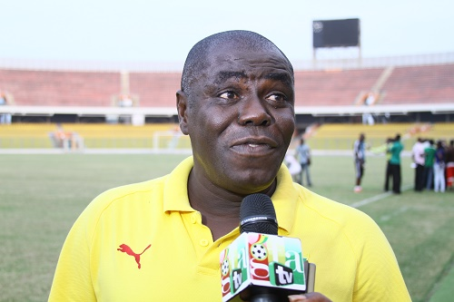 Sellas Tetteh is loaned to be coach of Sierra Leone