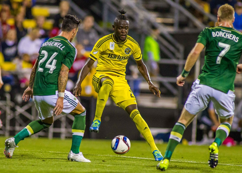 Kei Kamara joins New England Revolution after falling out with Crew SC