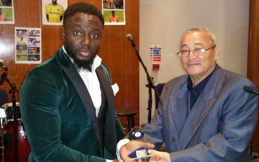 Kei Kamara wins Sierra Leonean Best Player & Goal King awards
