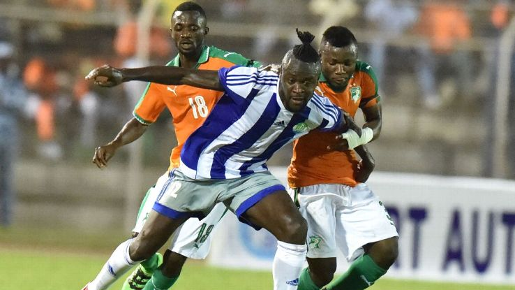 Ivory Coast scare as Sierra Leone push them close in AFCON qualifying