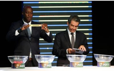 2017 Africa Cup of Nations Draw