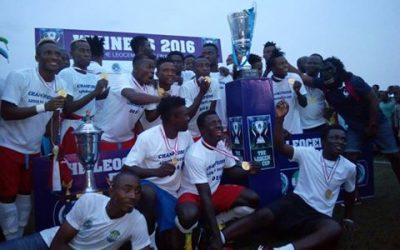 Sierra Leone FA keen to restart league