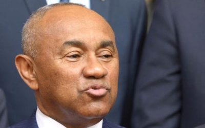 Why African football boss Ahmad was called in by French investigators