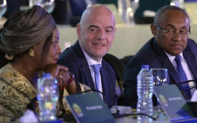 Fifa confirms appointment of Fatma Samoura in Africa