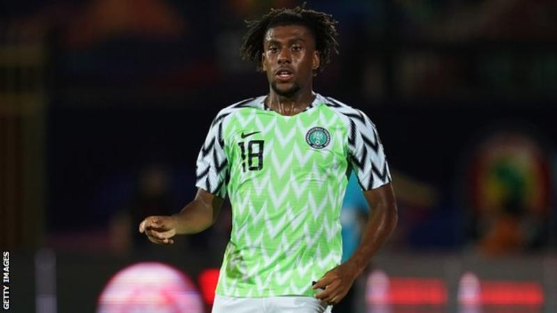 Nigeria's Alex Iwobi shifts focus to Arsenal after Nations Cup