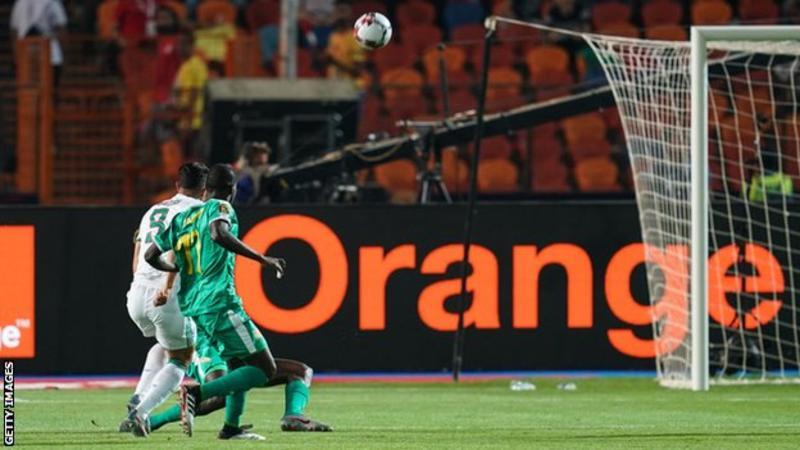 Senegal 0 Algeria 1