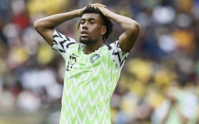 Africa Cup of Nations 2019: Nigeria will ignore favourites tag, says Iwobi