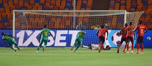 Uganda 0 Senegal 1