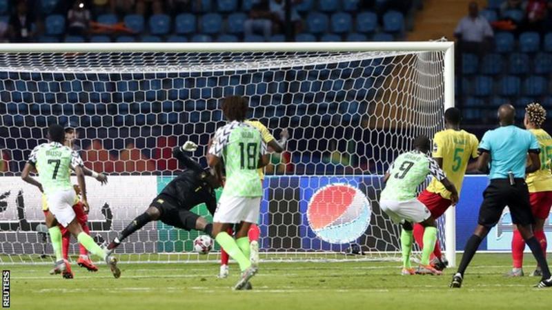 Nigeria 3 Cameroon 2