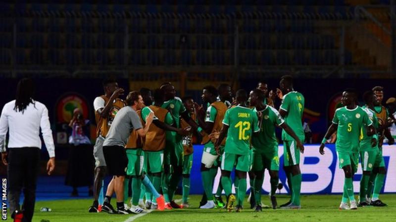 Senegal 1 Tunisia 0