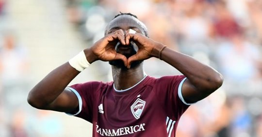 Kei Kamara dropped for Liberia world cup qualifier  faces disciplinary action