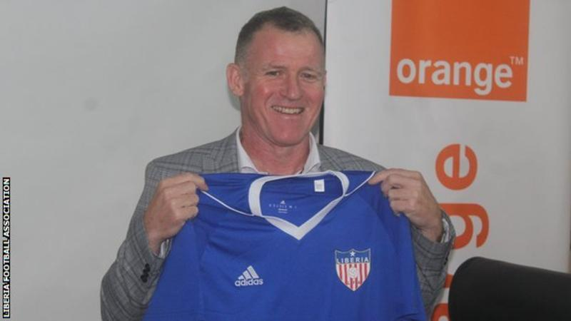 Liberia's new coach Peter Butler 'not in it for the money'