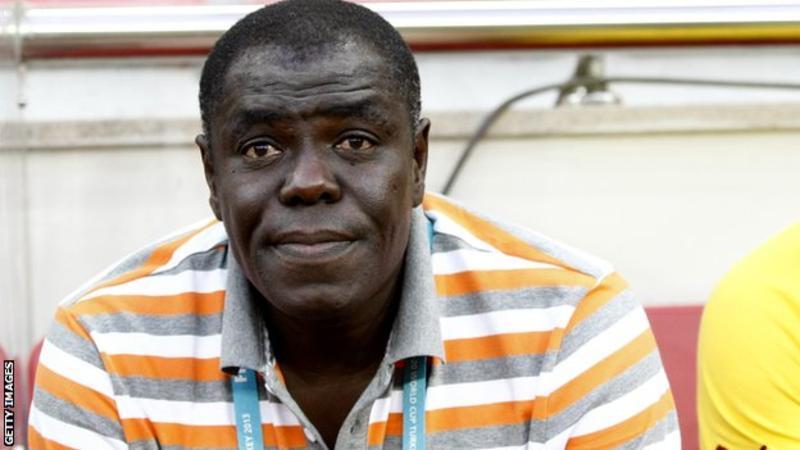 Ghanaian Sellas Tetteh named as Sierra Leone head coach