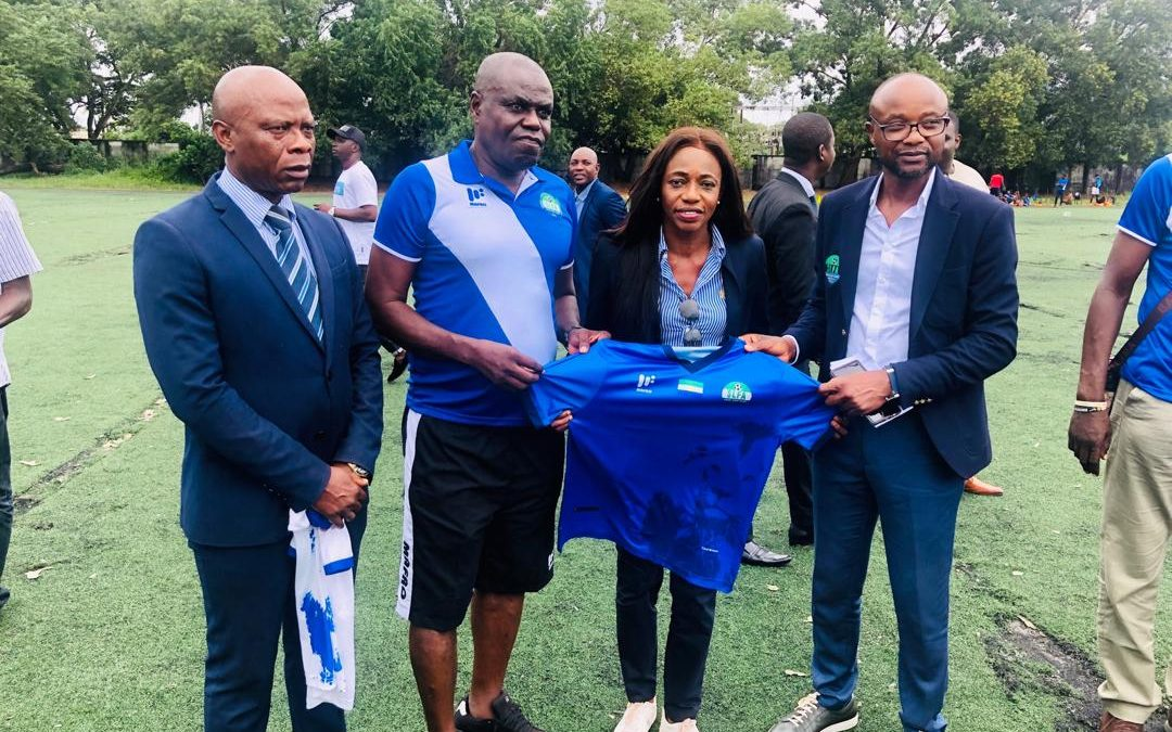 AS SLFA AND MINISTRY OF SPORT UNVEILS NEW LEONE STARS TECHNICAL TEAM, WHAT NEXT FOR SIERRA LEONE FOOTBALL?