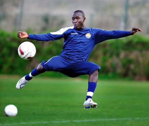 Sierra Leone international Alfred Sankoh has returned to Norway