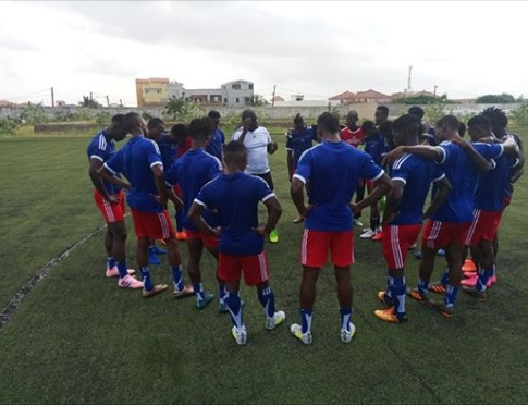 Liberia versus Sierra Leone  today in WAFU Nations Cup