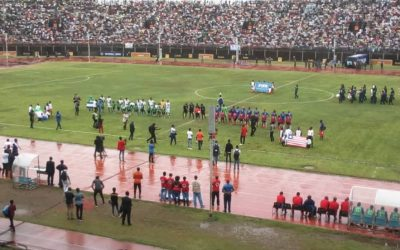 Liberia Escape Late Penalty Scare
