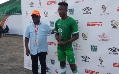 Sierra Leone knock Liberia out of the Wafu 2019 Cup of Nations
