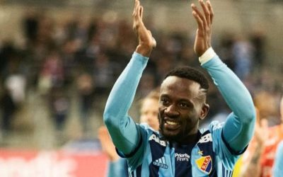 Striker Mohamed Buya Turay to miss tie against Benin