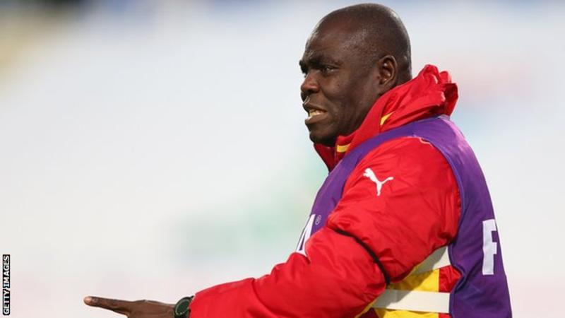 Leone Stars coach responds to Kei Kamara comments