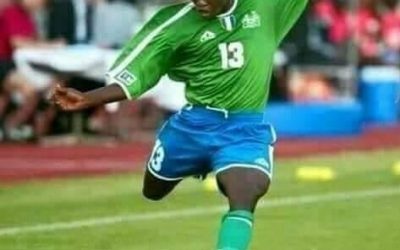 Sierra Leone 2003 U17 World Cup star Emerson Samba passes away