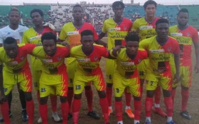 Harmony returns to Sierra Leone league