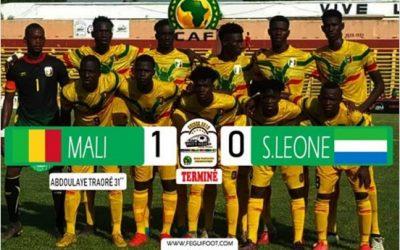Sierra Leone lose to Mali in WAFU U20 Semi-Final