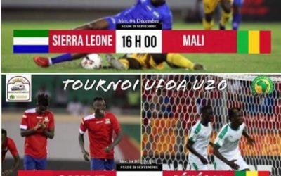 Preview Sierra Leone  vs Mali in WAFU U20 Semi-Final
