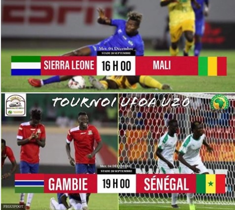 Preview Sierra Leone  vs Mali in WAFU U20 Semi-Final