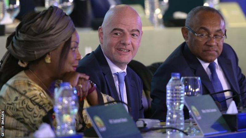 Fifa keen to investigate financial transactions carried out by Caf