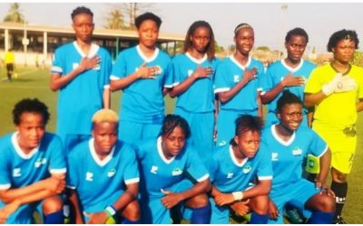GOVERNMENT PAYS ALLOWANCES TO SENIOR NATIONAL FEMALE PLAYERS