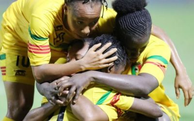 Mali heads to the final of the WAFU Zone-A Women's Cup.