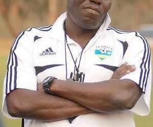 Leone Stars Head Coach Sellas Tetteh Resigns