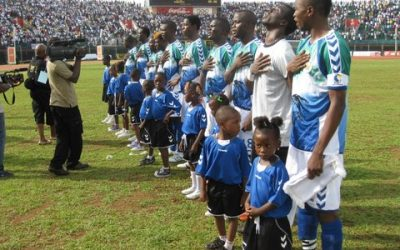 Back in Time: Sierra Leone defeat Niger to win first match in three years