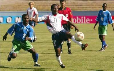 Back in Time: 2003 U17 World Cup Sierra Stars