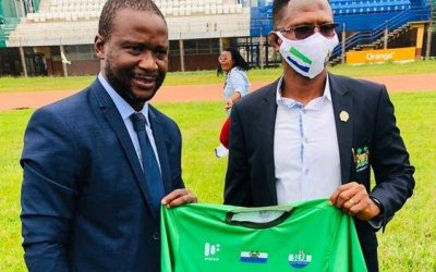 Sierra Leone coach John Keister aims to rebuild squad