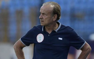 Outwitted by Sierra Leone: Gernot Rohr hits lowest ebb as Super Eagles coach