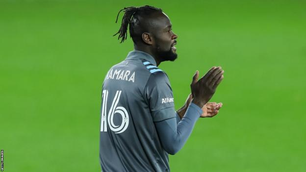 Kei Kamara: Sierra Leone striker makes international u-turn