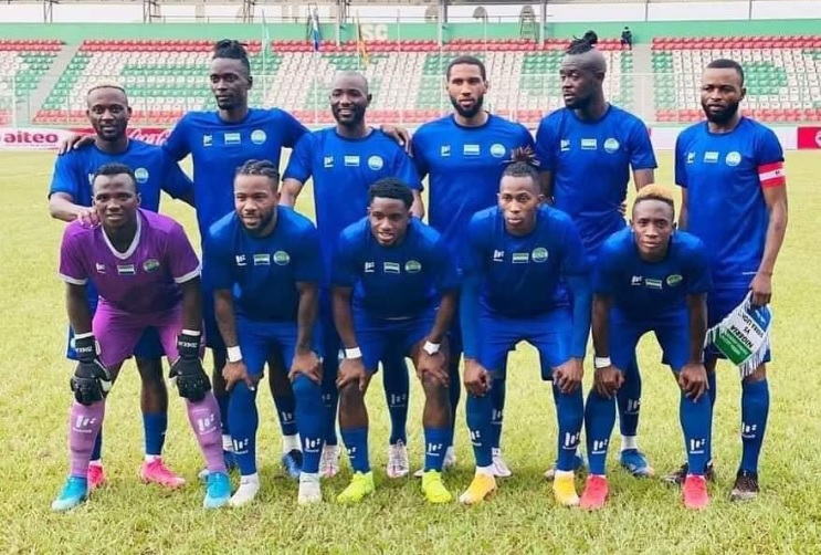 The Leone Stars That Made Pinnick Cry